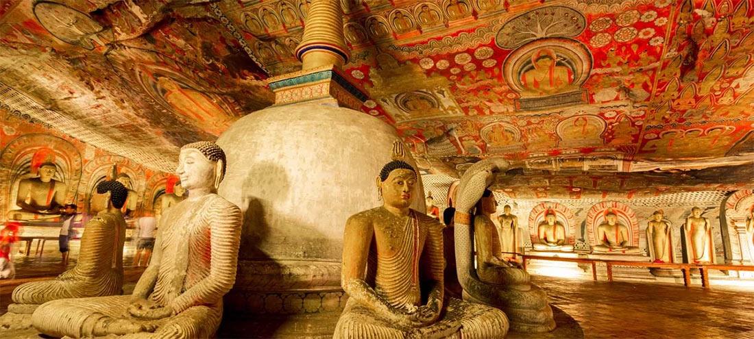 Древний Цейлон (Шри-Ланка)