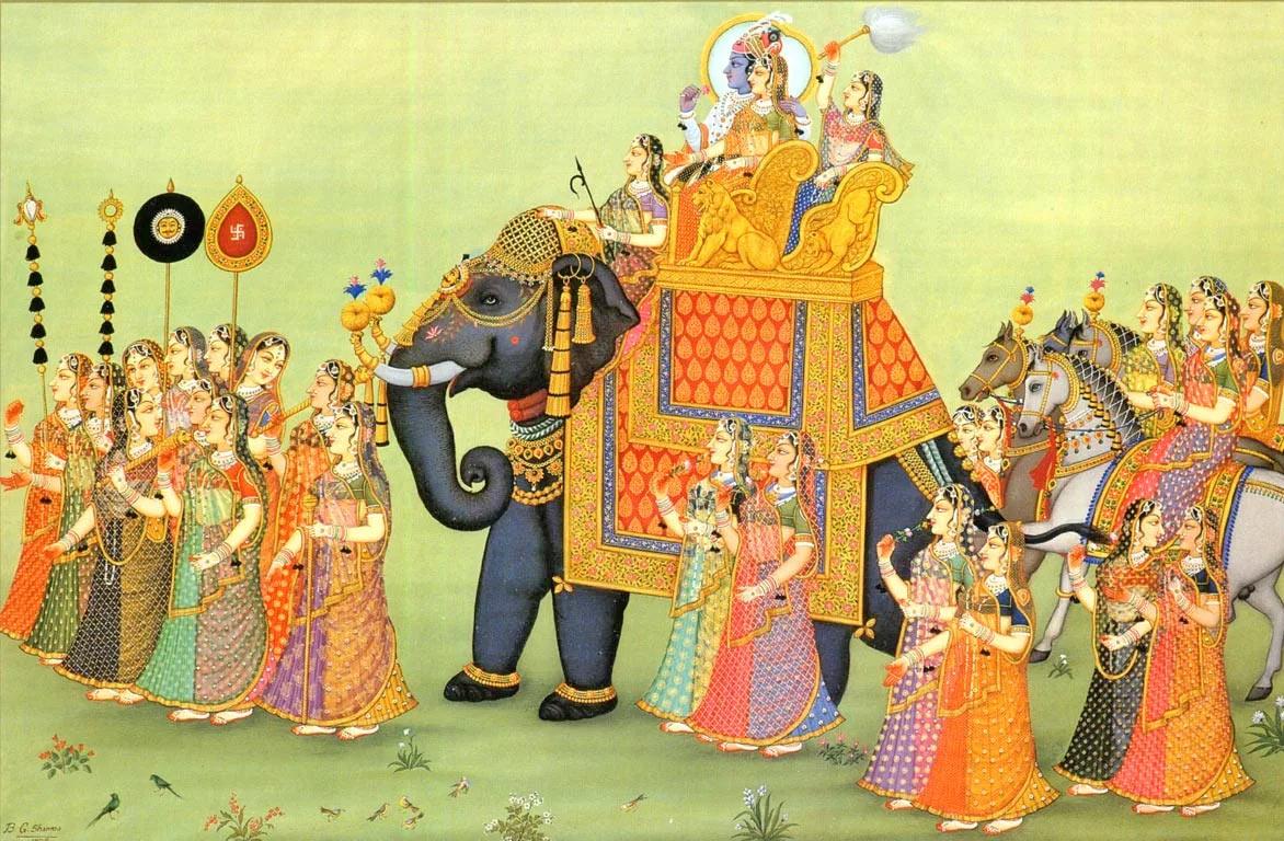 общество и культура древней Индии