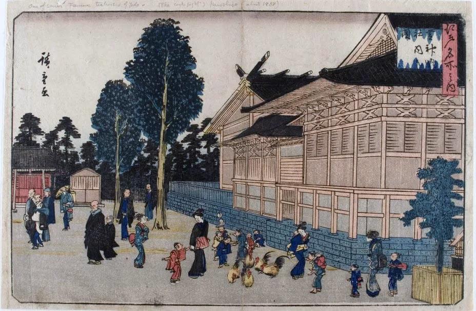 жизнь в средневековой Японии