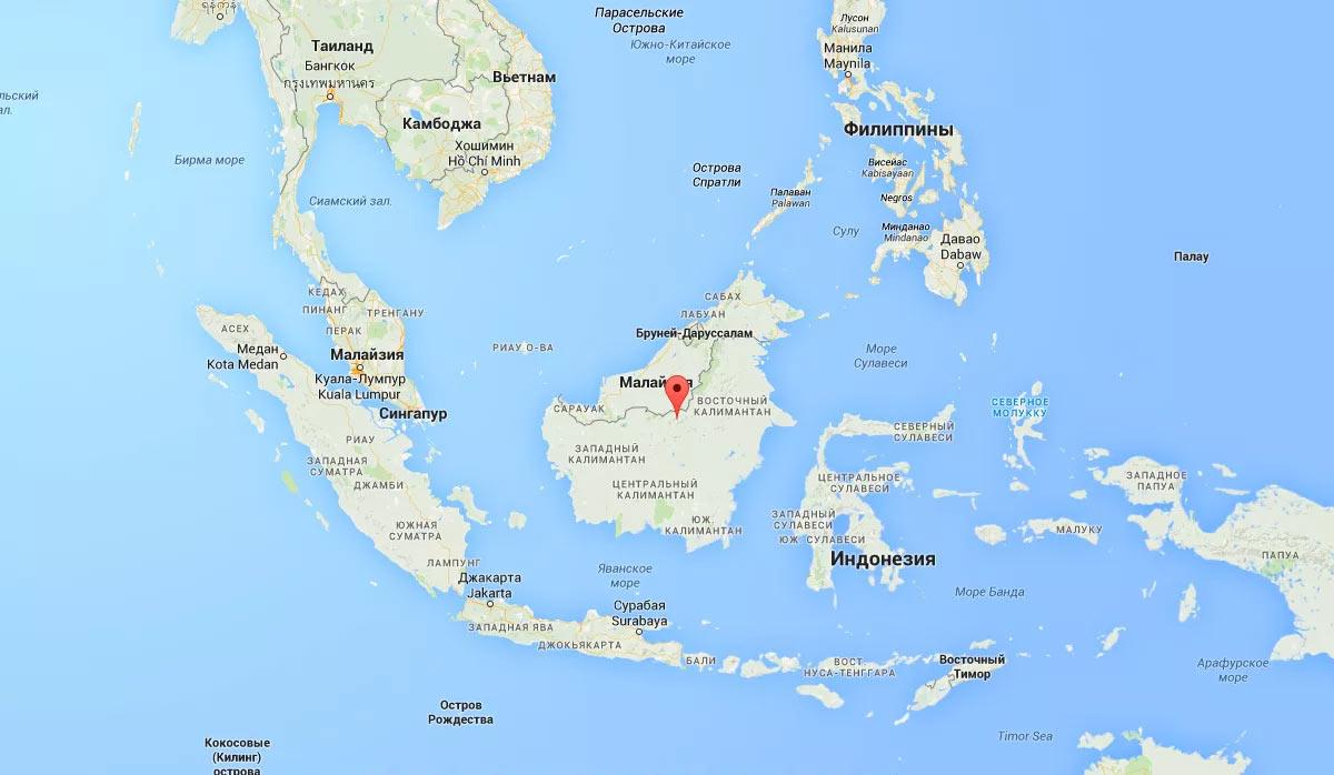 Островные государства юго-восточной Азии