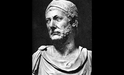 Ганнибал Барка, полководец Карфагена (247 г. — 183 г. до н.э)