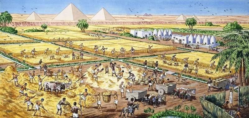 полная хронология Древнего Египта