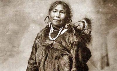 Традиционная одежда эскимосов Гренландии