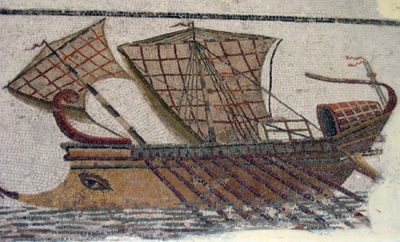 Борьба с пиратами в древности
