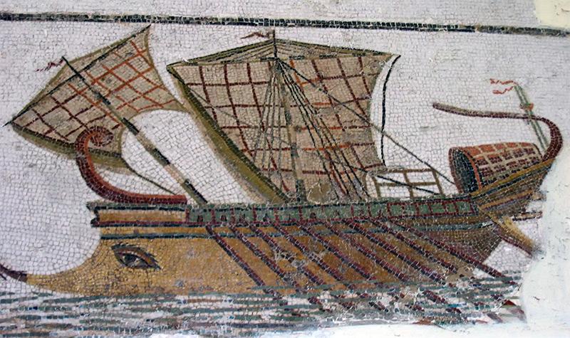 Финикийцы - первые пираты