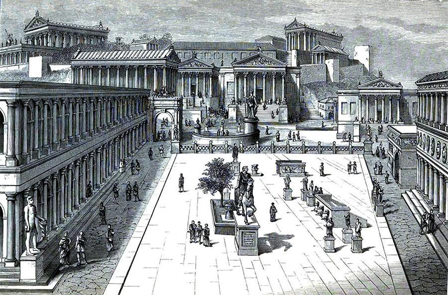 Личные и родовые имена древних римлян
