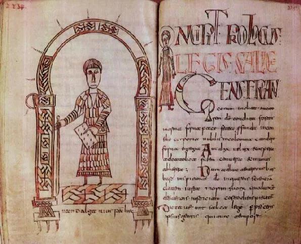 Салическая правда - свод законов средневековой Европы