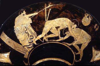 пятиборье в древней греции
