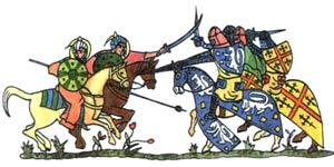 Осада Антиохии,крестоносцы