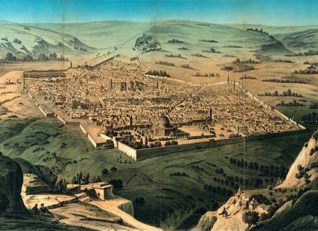 иерусалим в эпоху крестовых походов
