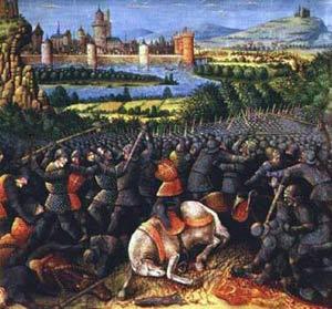 Потеря Эдессы крестоносцами
