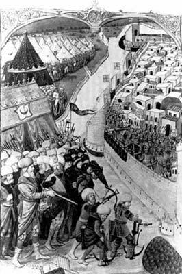 война с отоманской портой