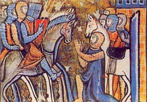 крестоносцы в никее