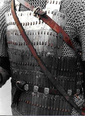 Перевязь на ламеляр (Византия)