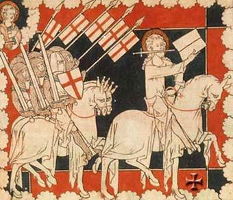 Военно-монашеские ордена и святое писание