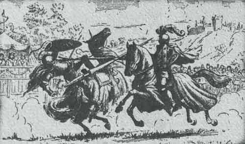 Окончание эпохи рыцарских турниров