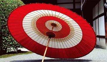 Вагаса - японский зонт, или соломенная шляпа на палочке