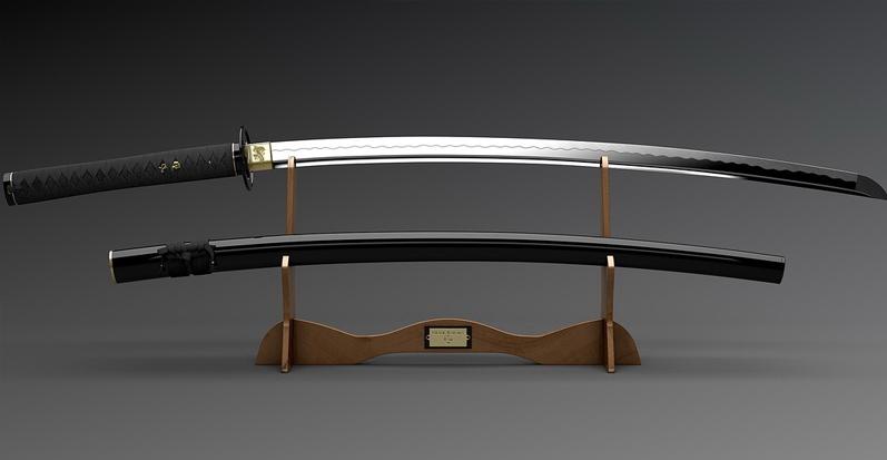 Японский меч - катана