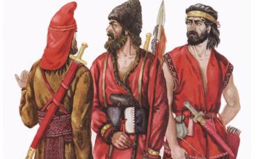 Киммерийцы - первые кочевники-завоеватели
