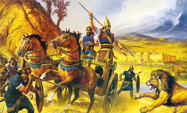 Ассирия - краткая история страны