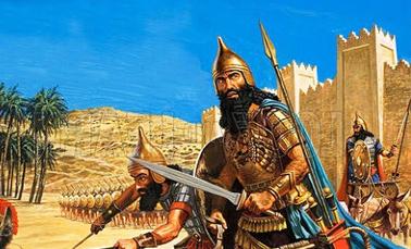 Правители Ассирии и годы их правления