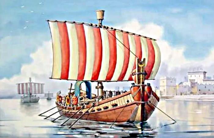 Финикийцы были смелыми путешественниками и основали множество колоний далеко за пределами своей родины