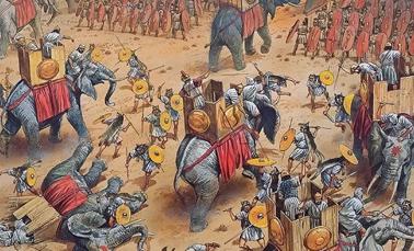 Вторая Пуническая война (218—201 годов до н. э)