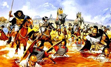Бой на реке Треббия (218 г. до н. э.).