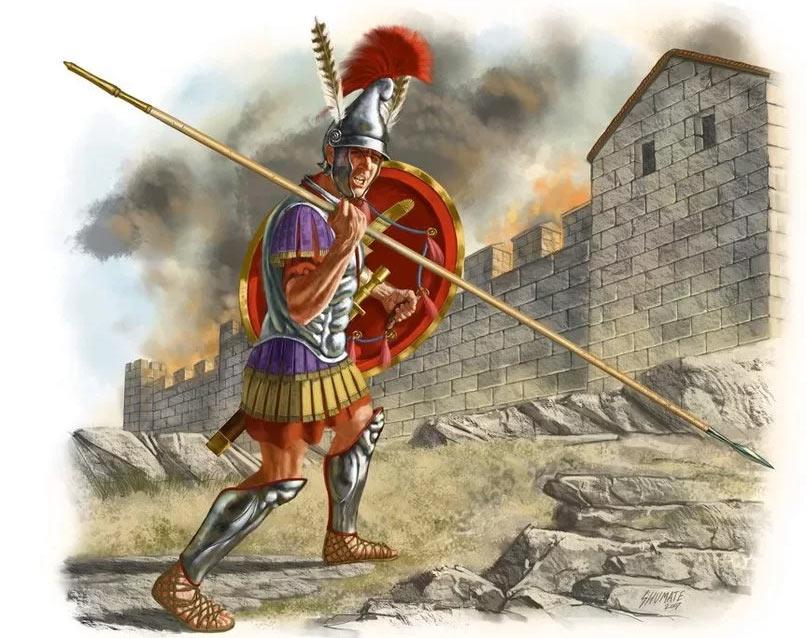 Смерть Александра Македонского и большая политика его приемников