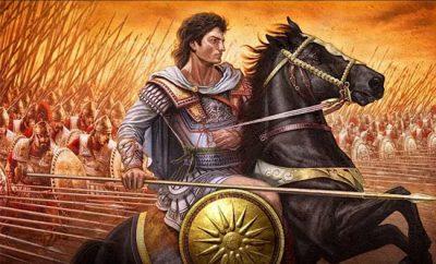 Что если бы Александр Македонский прожил на три десятилетия дольше? (альтернативная история)