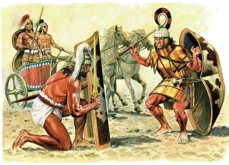 Население «микенской Греции» мало напоминало тех «классических» греков, к которым мы привыкли на уроках истории