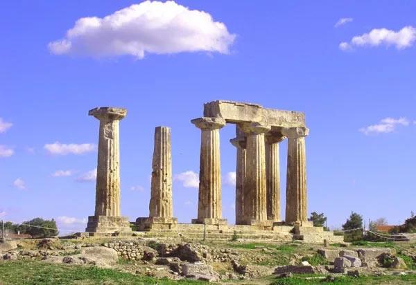 Микенская культура Древней Греции