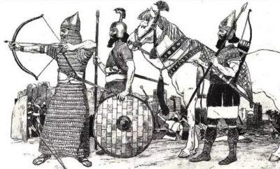 Краткая история Древней Персии