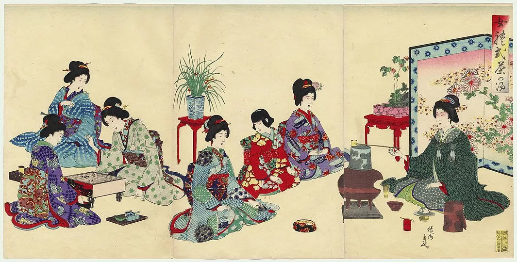 история средневековой Японии