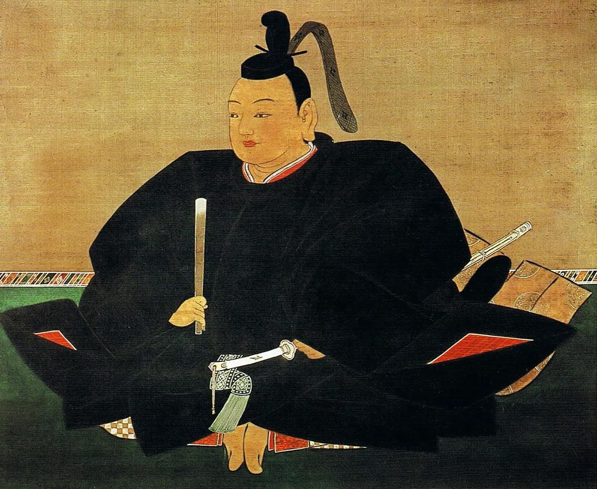 Основатель камакурского сёгуната - глава клана Минамото