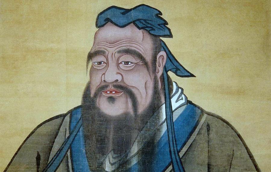 Конфуций - «медийное лицо» китайской философии.