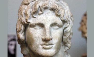 Александр Македонский, царь Македонии (356-323 гг. до н.э.)