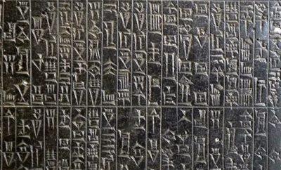 Законы Хаммурапи: тексты и пояснения к ним