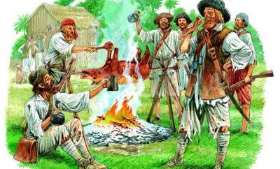 Буканьеры: «сухопутные» пираты