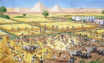 Основные даты в истории Древнего Египта