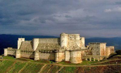 Крепости иоаннитов (госпитальеров) на Святой земле