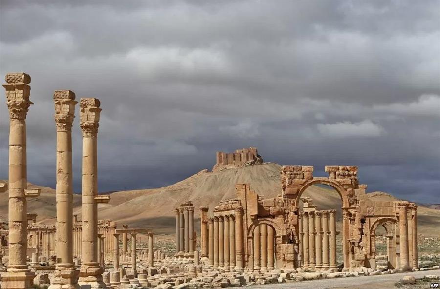 Основные даты и события в истории древней Палестины и Сирии