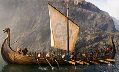 Завоевания викингов