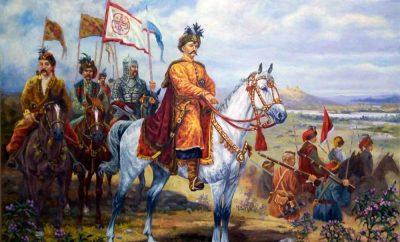Хронология восстания Богдана Хмельницкого (1648-1654 г.г.)