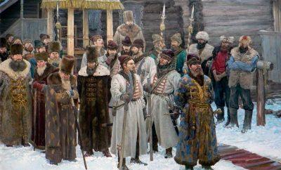 Правление семибоярщины (1610-1612 г.г.)